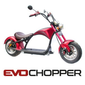 Chopper électrique moto scooter evo-spirit 2_