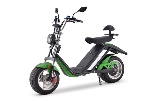 Scooter-électrique-Azur-Scooter-RIde50 double place
